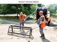 Высоковольтный кабель в Коврове
