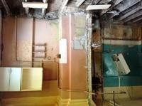 Демонтаж электрической попроводки Ковров