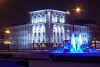 освещение фасадов в Коврове
