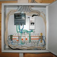 Монтаж, установка, замена, ремонт электрического щитка в Коврове. Ремонт электрощита Ковров. Индивидуальный квартирный электрощит в Коврове