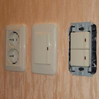 Монтаж, ремонт, замена выключателей Ковров